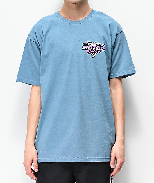 Hoonigan Motorsport camiseta azul