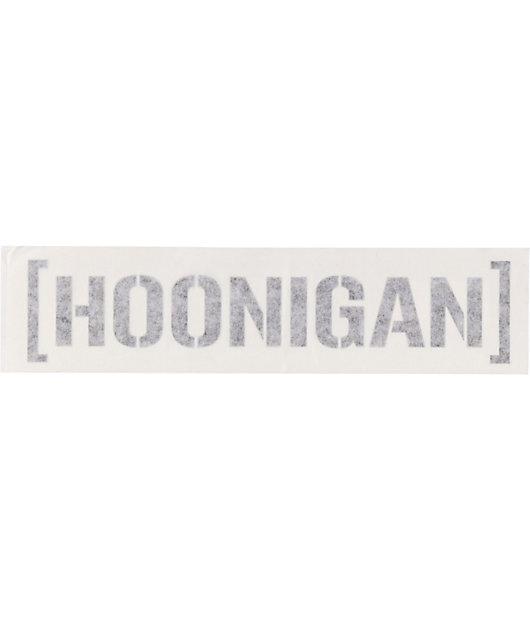 Hoonigan vinilo pequeño