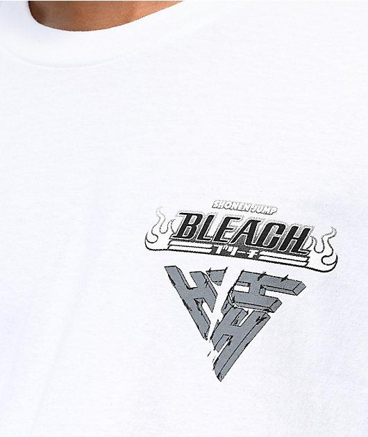 Hypland x Bleach Ichigo White T-Shirt
