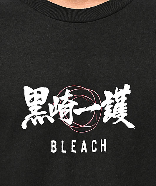 Hypland x Bleach Phases Black T-Shirt