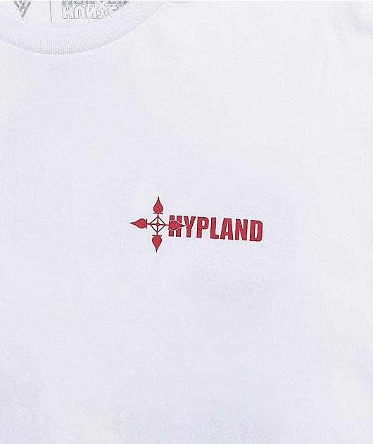 Hypland x Hunter x Hunter Chrollo White T-Shirt