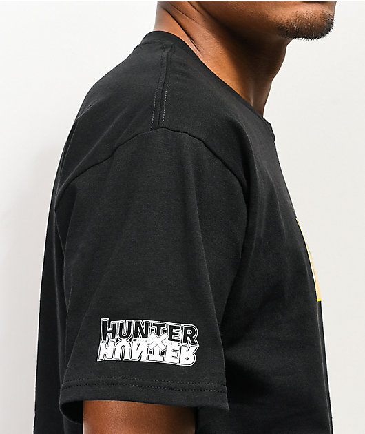 Hypland x Hunter x Hunter Gon Eye Black T-Shirt