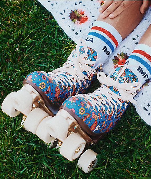 Impala Harmony Blue Roller Skates