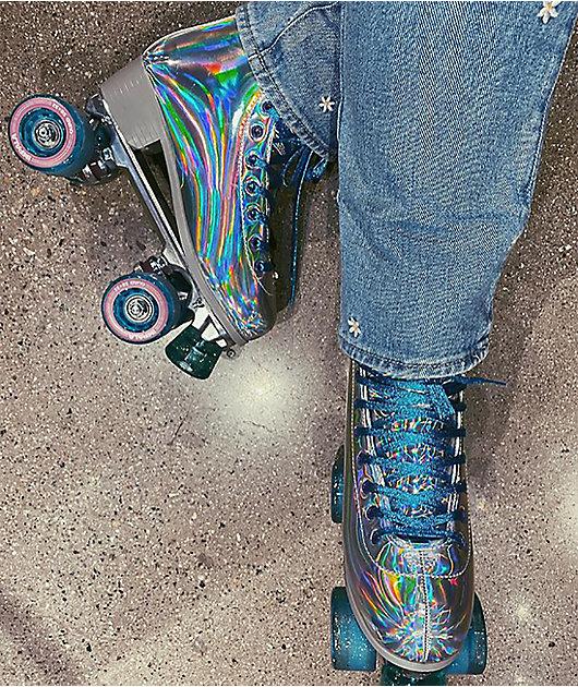 Holográfica Impala Sidewalk Patines Cuádruple
