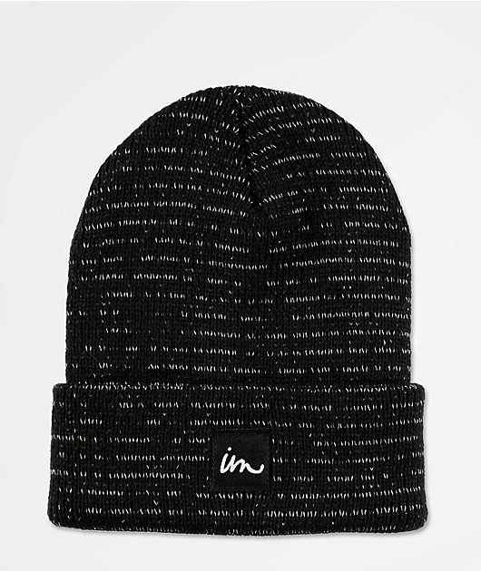 Imperial Motion 1X1 gorro negro reflectante