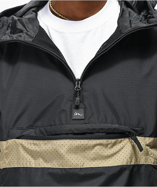 Imperial Motion Fleet Ghost chaqueta anorak negra