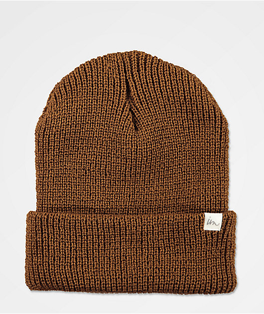 Imperial Motion Norm gorro marrón tabaco