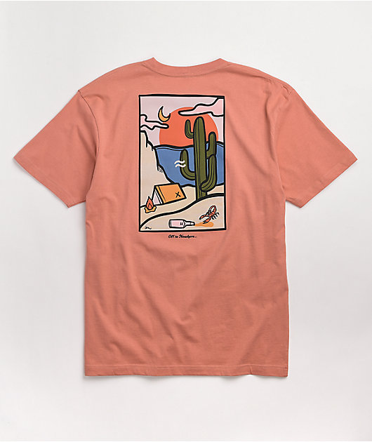 Imperial Motion x Sloth Dusty Rose T-Shirt