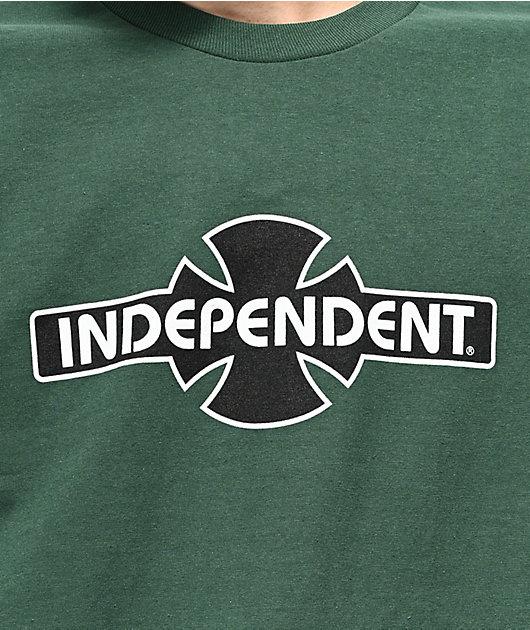 Independent Original Script camiseta verde oscuro
