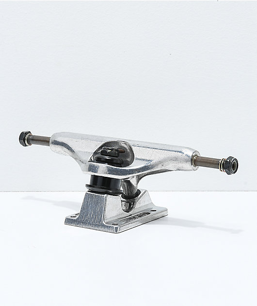 Independent Reynolds Hollow 139 Stage 11 Block Silver Skateboard Truck