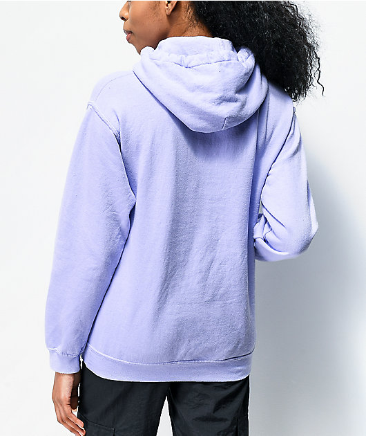 JV by Jac Vanek Anti-Social Purple Hoodie