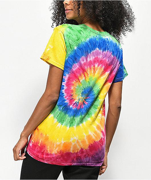 JV by Jac Vanek Later Nerds Tie Dye T-Shirt