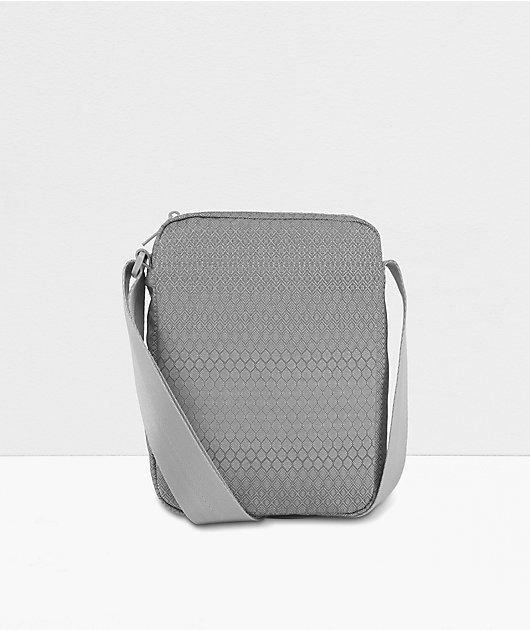 JanSport Ascent Weekender Grey Shadow Shoulder Bag