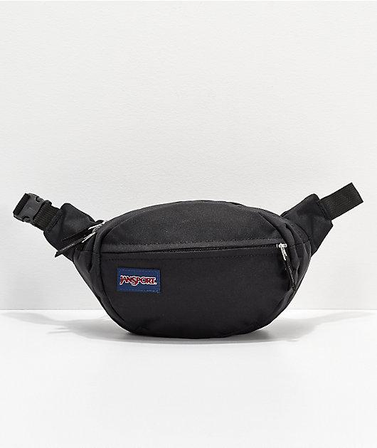 JanSport Fifth Avenue Black Fanny Pack