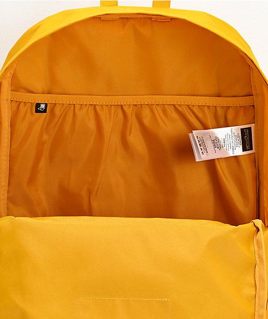JanSport Superbreak Mono English Mustard Backpack