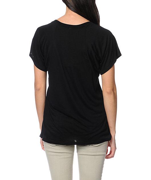 Jawbreaking Wanderer Black T-Shirt