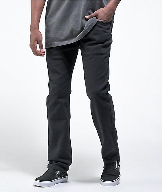 Kennedy MFG 1903 Jet Black Denim Jeans