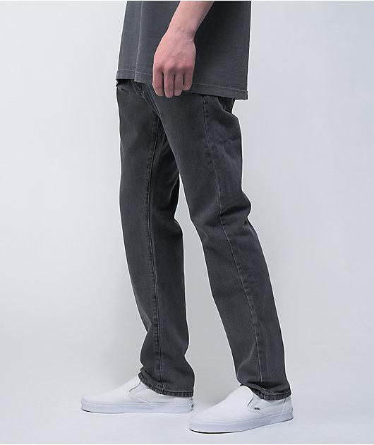 Kennedy MFG 1903 Washed Black Denim Jeans