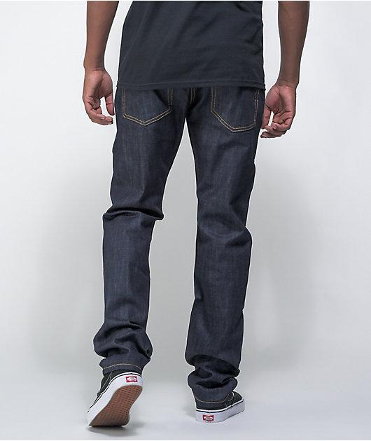 Kennedy MFG New Standard Raw Indigo Denim Jeans