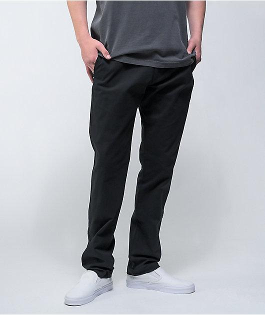 Kennedy MFG Surplus Black Chino Pants