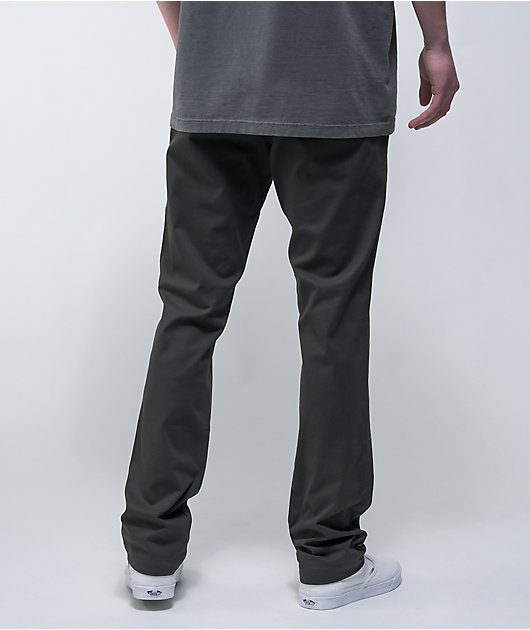 Kennedy MFG Surplus Charcoal Chino Pants