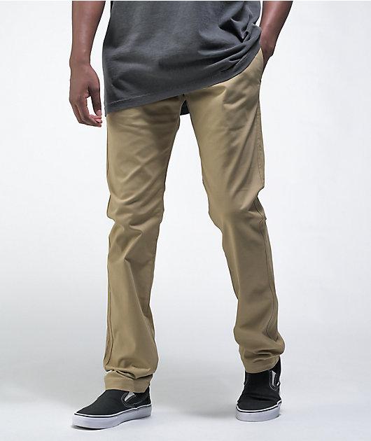 Kennedy MFG Surplus Khaki Chino Pants