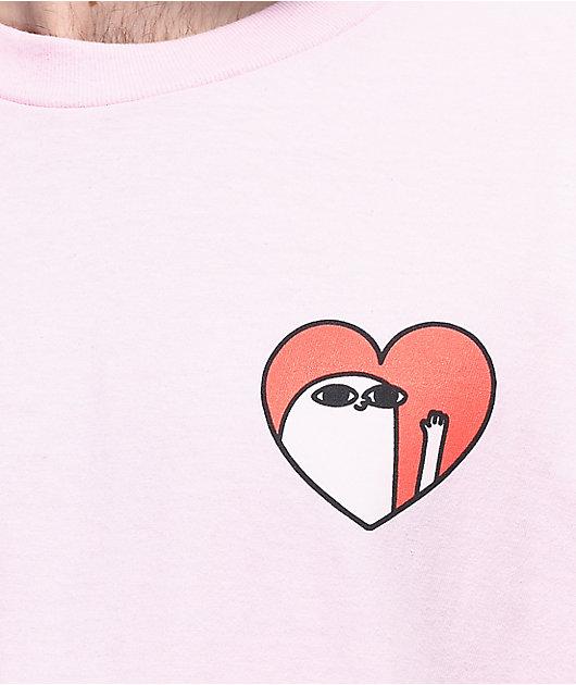 Ketnipz Kind Hearts Pink T-Shirt