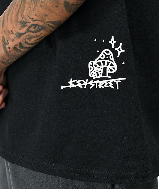 Key Street Handstyles Black T-Shirt