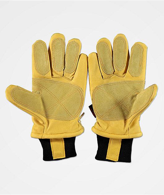 Kinco guantes de snowboard de trabajo de primera calidad
