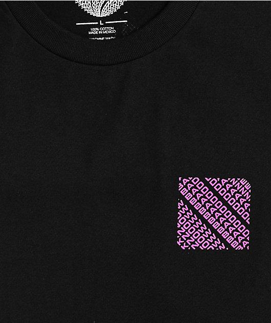 Know Bad Daze Whatever Black T-Shirt