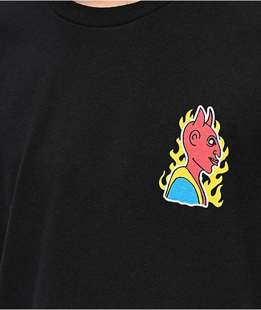 Krooked Diablo Black T-Shirt