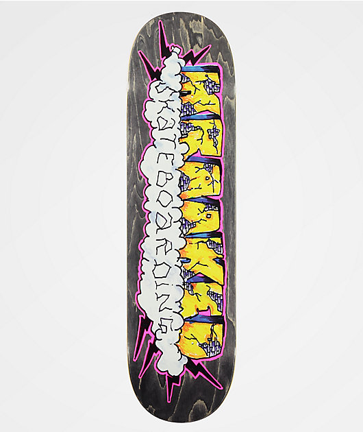 "Krooked Team Storm 8.25"" tabla de skate"