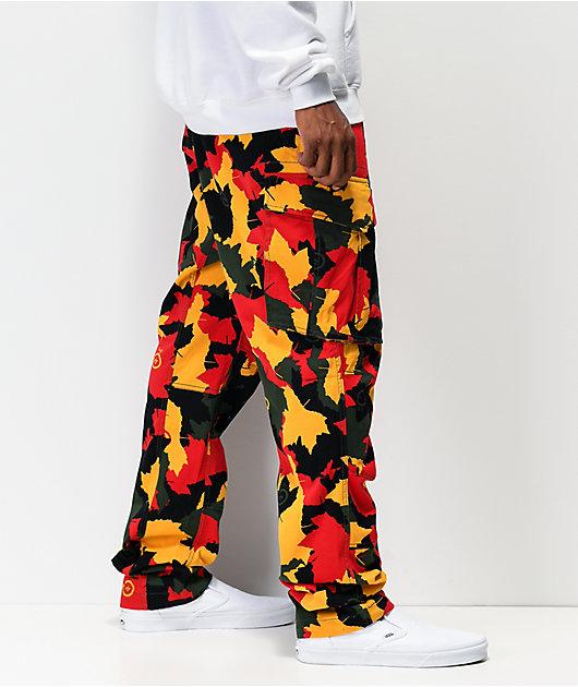 LRG Recruit pantalones cargo de camuflaje