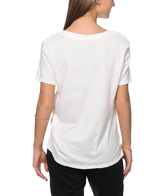 LRG Stay Lifted Boyfriend Fit T-Shirt