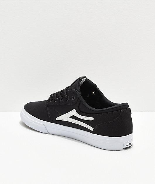 Lakai Griffin zapatos skate de textil negro