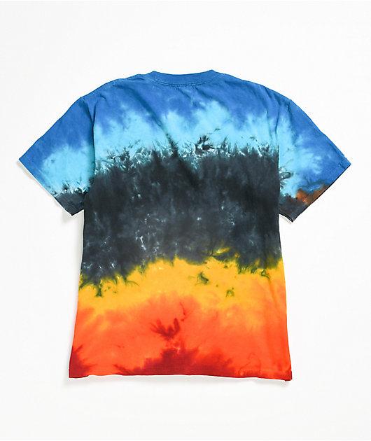 Led Zeppelin Icarus Tie Dye T-Shirt
