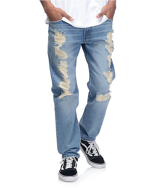 Razgledavanje Strsljen Disperzija Pantalones Levis De Hombre Rotos Goldstandardsounds Com