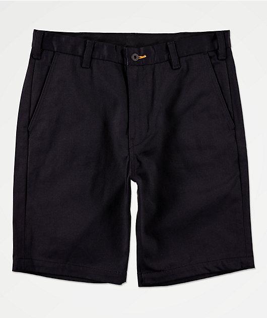 Levi's Work Black Chino Shorts