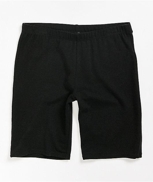 Lunachix Black Bike Shorts