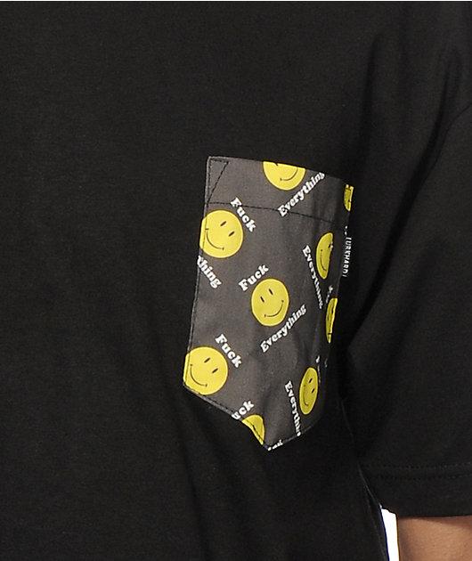 Lurk Hard Fuck Everything Pocket T-Shirt