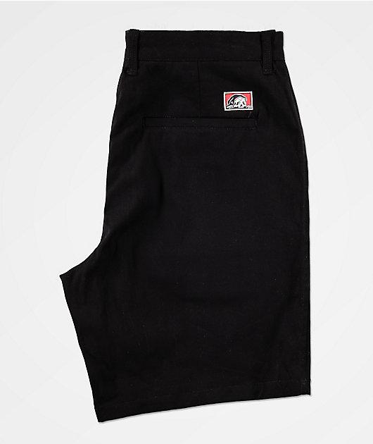 Lurking Class by Sketchy Tank Barb Black Chino Shorts
