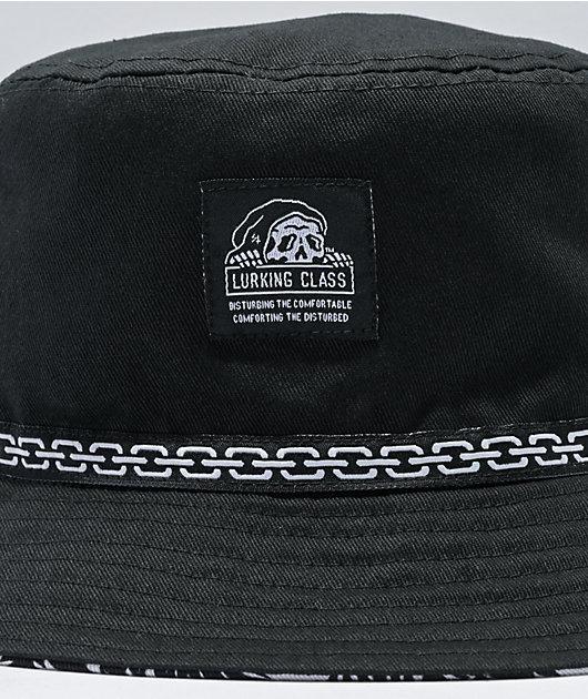 Lurking Class by Sketchy Tank Deathwave Reversible Bucket Hat