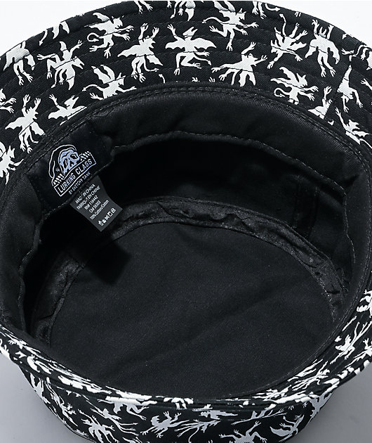 Lurking Class by Sketchy Tank Demons Bucket Hat