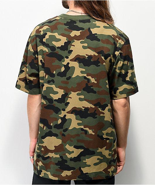 Lurking Class by Sketchy Tank Freedom camiseta de camuflaje