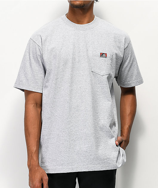 Lurking Class by Sketchy Tank Heavy AF Grey T-Shirt