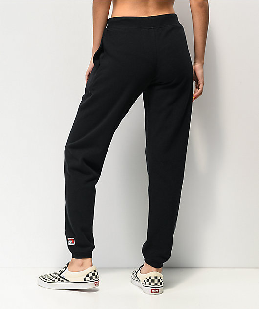 Lurking Class by Sketchy Tank Queen Black Jogger Sweatpants