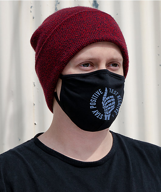 Lurking Class by Sketchy Tank SPTN Face Mask