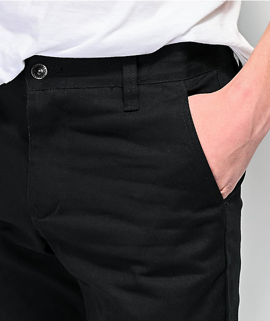Lurking Class by Sketchy Tank Thorn Black Chino Pants