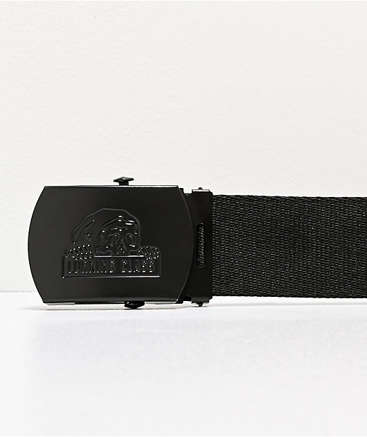 Lurking Class by Sketchy Tank What Goes Around Black Web Belt