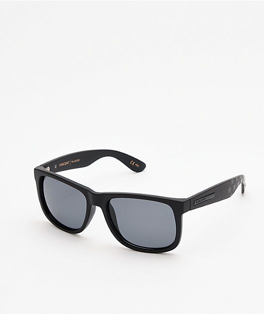 Madson Vincent Flag Black & Grey Sunglasses